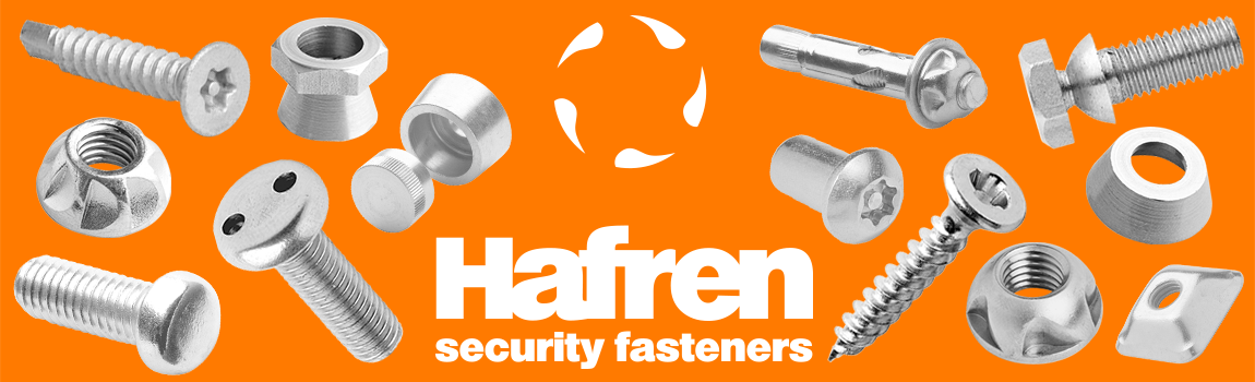 Security Fasteners and Fixings