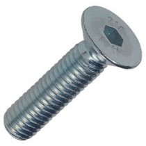 Countersunk Socket Screw 10.9 DIN 7991 BZP