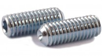 Socket Set Screw 14.9 DIN 916 Cup Point BZP