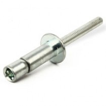 Dome Head Structural Aluminium Rivets