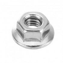 Hexagon Flanged Nut (Serrated)