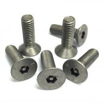 Pin Hex Screws