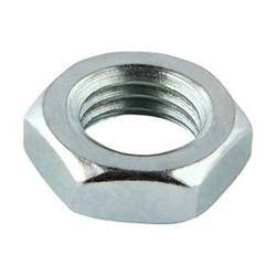 M6 Hex Lock Nut Steel 8.8 BZP