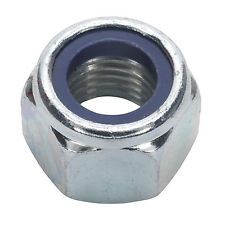 M8 Nylock Nut P Type 8.8 BZP