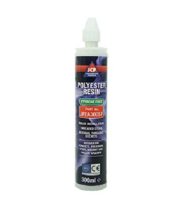 JCP Vinylester Styrene Free Resin 300ml
