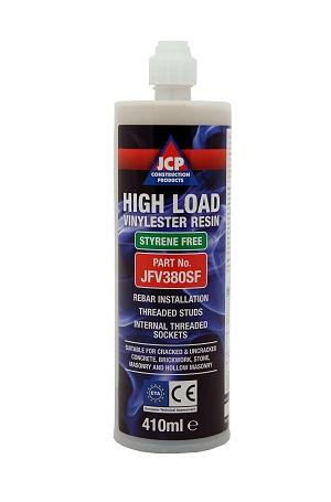 JCP Vinylester Styrene Free Resin 400ml