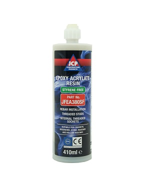 JCP Epoxy Acrylate Injection Resin 410ml