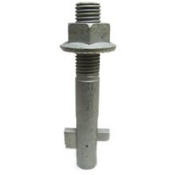 M16 x 130mm Blind Bolt 10.9 Geomet 500B