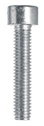 M6 x 12mm Sckt Cap Hd Tritap® BZP