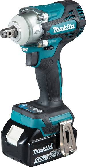 Makita DTW300RTJ Impact Wrench 18v