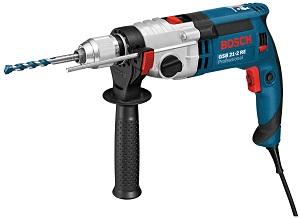 Bosch GSB 21-2 RE Percussion Drill 110/240v