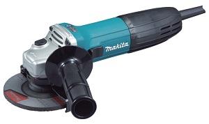 Makita GA4530RKD 4.1/2 Angle Grinder 240V