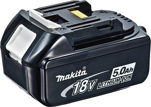 Makita 1840B 5.0Ah Li-ion Battery 18v