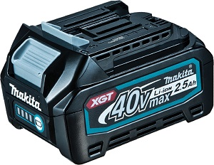 Makita BL4025 2.5Ah Li-ion Battery 40v