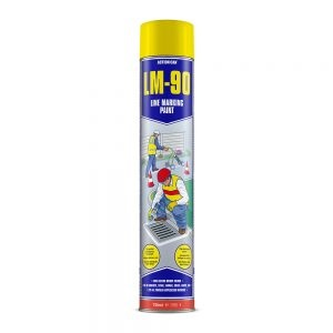 LM-90 Line Marking Spray Yellow 750ml